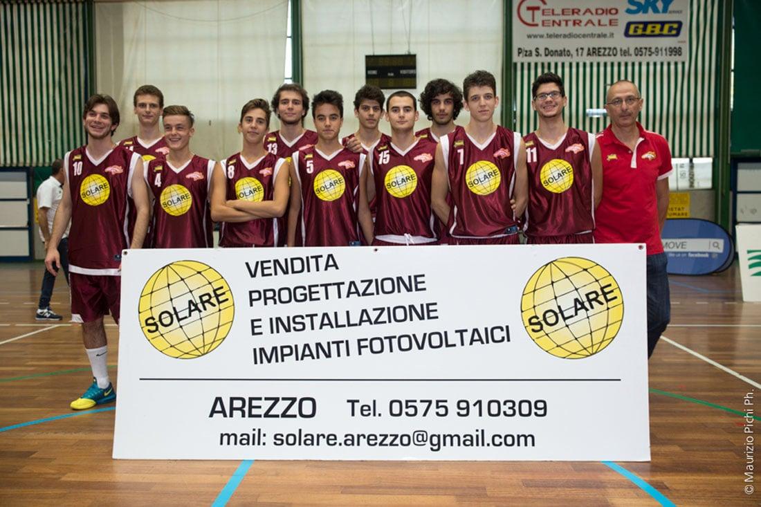 Photo of Scuola Basket Arezzo, obiettivo entrare nei primi tre