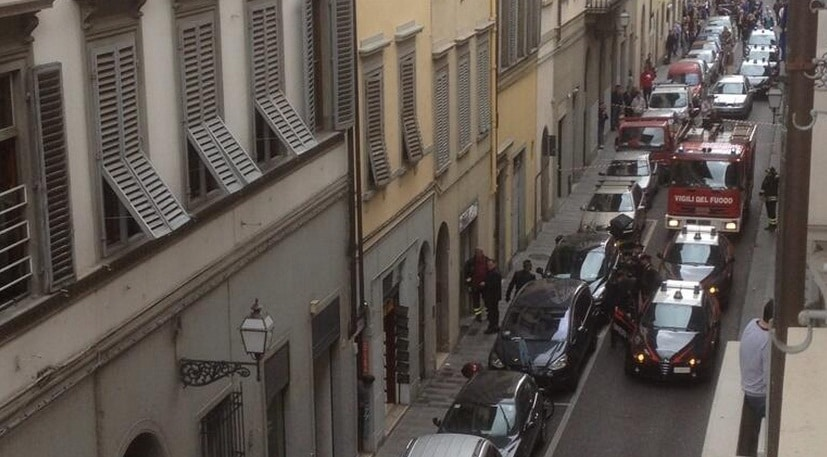 Photo of FIRENZE – Sparatoria in centro: un ferito | FOTO