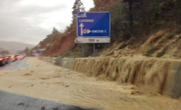Photo of MALTEMPO – Nuova allerta meteo in Toscana dalle ore 20