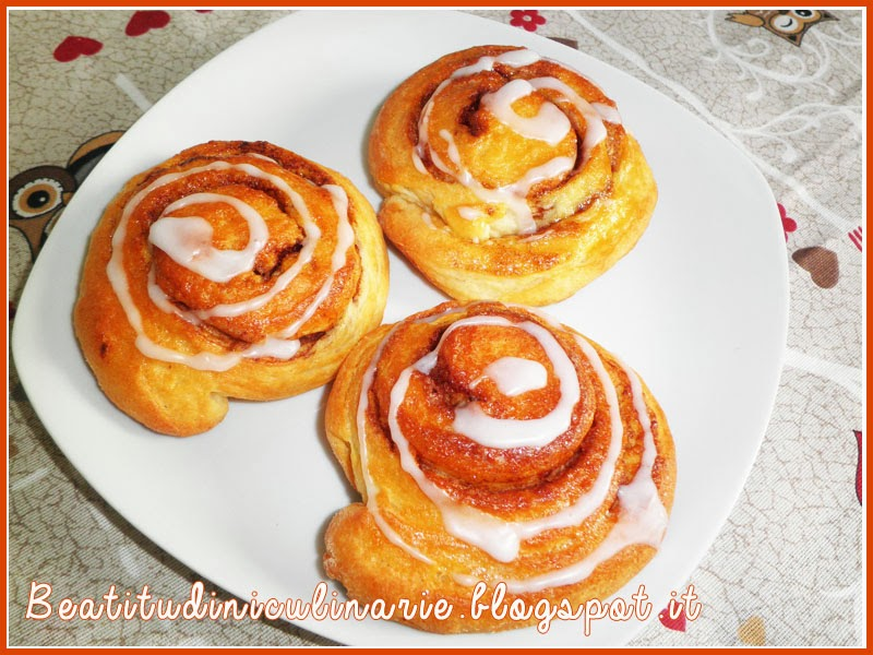 Photo of Cinnamon rolls, solo per amanti della cannella