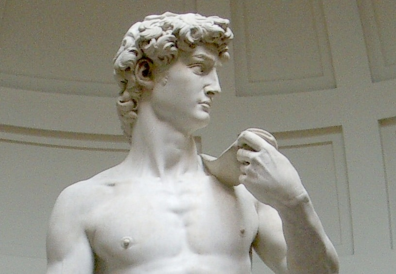 Photo of EXPO 2015 – David di Michelangelo al Padiglione Italia