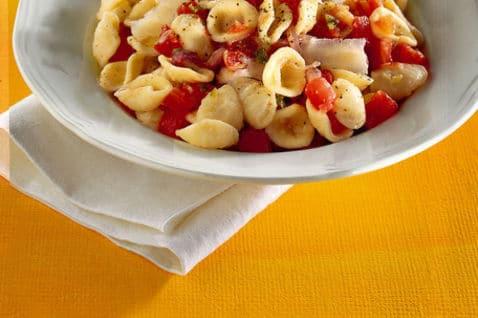 Photo of Maritati pugliesi con cipolle e pomodorini, cucina regionale