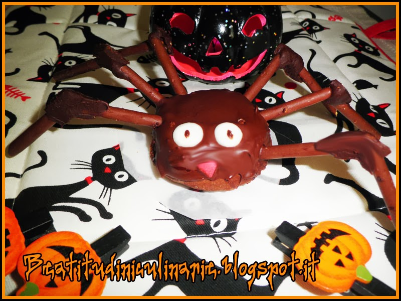 Photo of Muffin ragnetto per uno spaventoso Halloween!