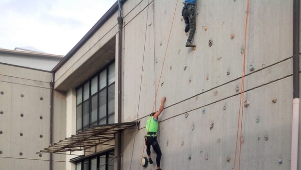 parete arrampicata pontassieve