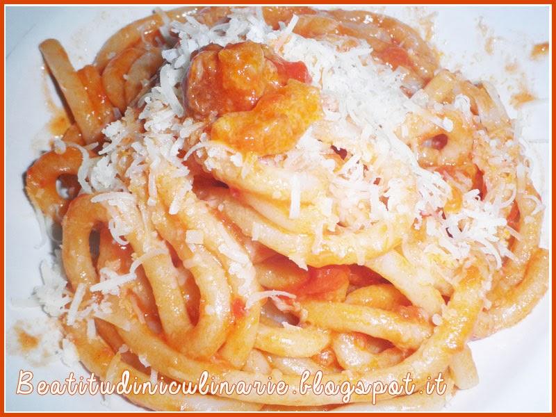 Photo of Pici all'amatriciana, una ricetta della tradizione