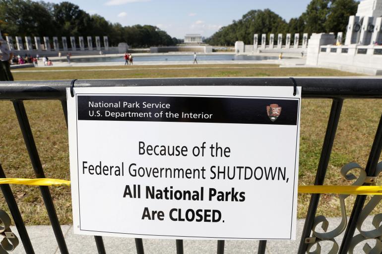 Photo of Stati Uniti : l'Amministrazione chiude i battenti dopo paralisi del Congresso