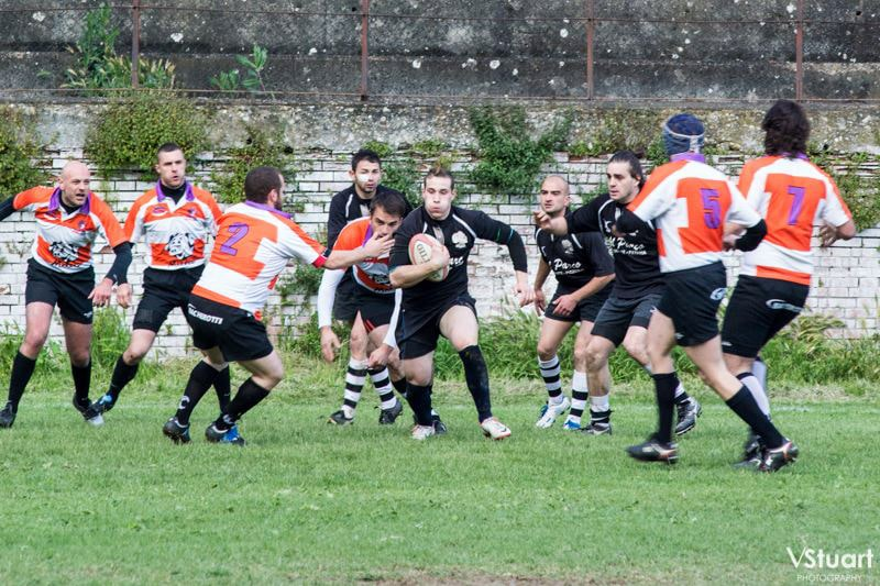 Photo of Arieti Rugby di Arezzo in testa in Serie C