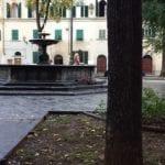 Santo Spirito: fa il bagno nudo nella fontana #2