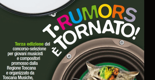 Photo of Iscrivetevi a T-Rumors 2013/2014, concorso per band e musicisti toscani
