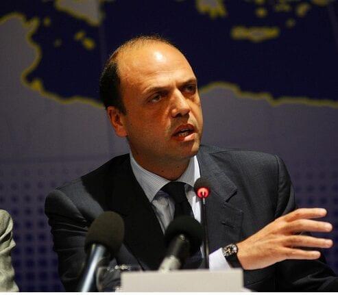 Angelino Alfano (foto Wikipedia)