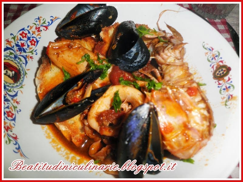 Photo of Antipasto di mare caldo, piatto di mare da leccarsi i baffi