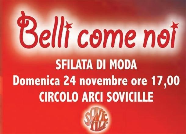 Photo of 'Belli come noi' artigiani e commercianti in passerella a Sovicille (SI)