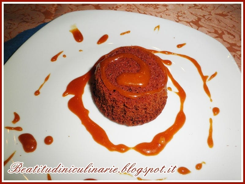 Photo of Mini capresi al cioccolato e salsa mou