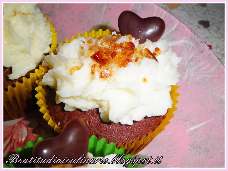 Photo of Cupcakes cocco e cioccolato