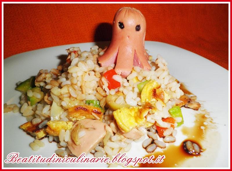 Photo of Insalata di riso… a modo mio