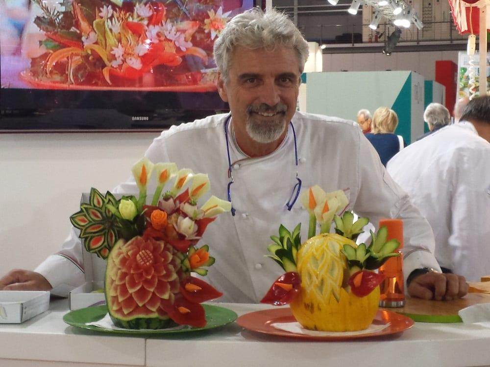 Photo of Cucina decorativa a Barberino di Mugello (FI) con Claudio Menconi