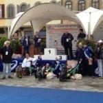 Podio diversamente abili Firenze Marathon 2013