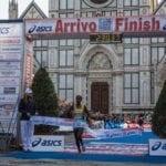 Vincitrice Firenze Marathon