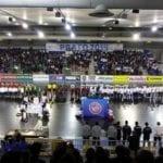 Italia Romania futsal calcio a 5 Prato 0