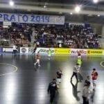 Italia Romania futsal calcio a 5 Prato