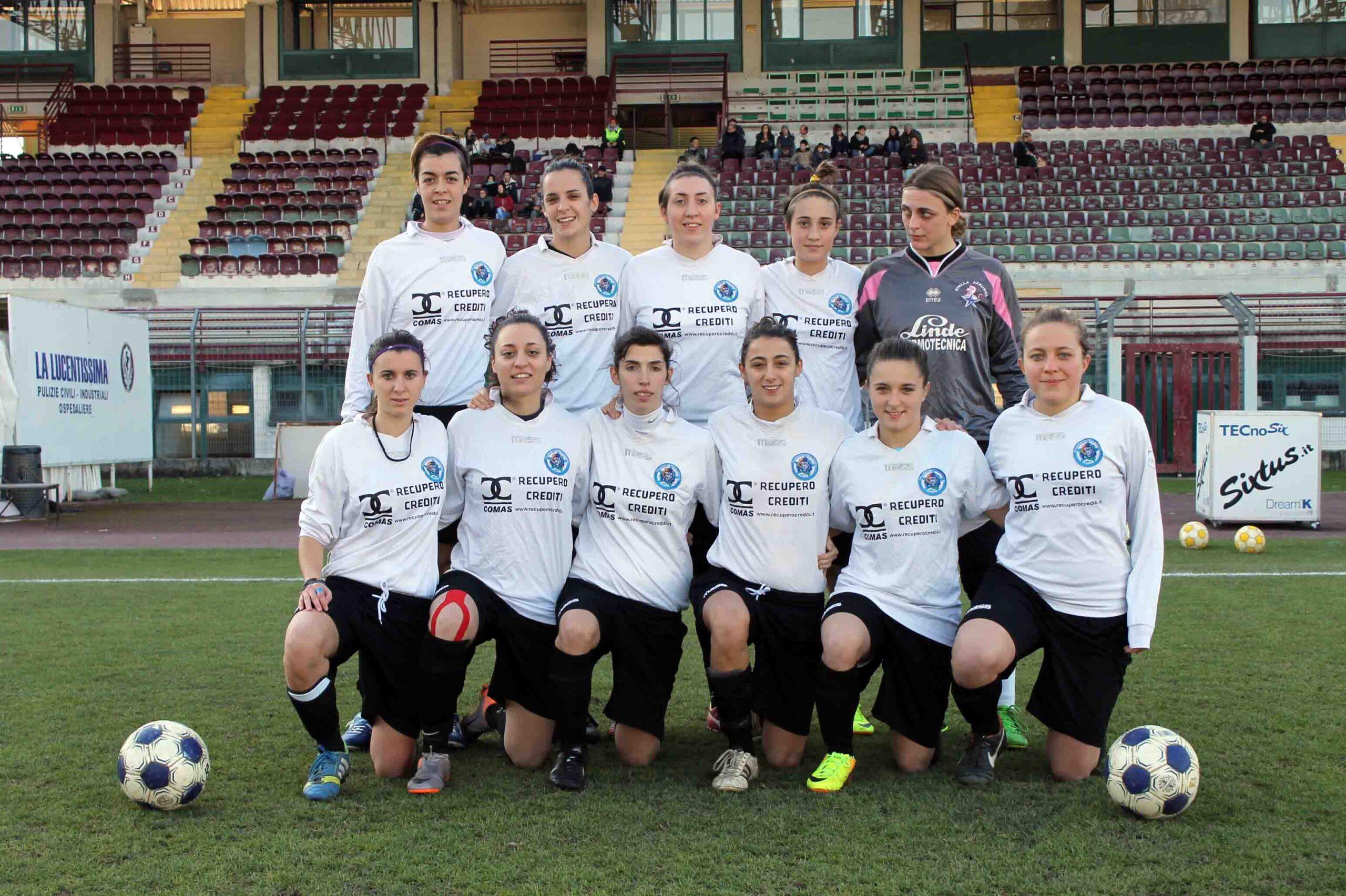 Photo of CALCIO FEMMINILE – Stella Azzurra supera New Team Ferrara