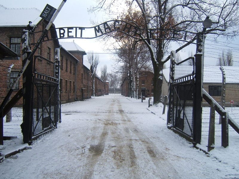 Auschwitz lager