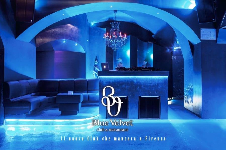 Blue Velvet Firenze - foto tratta da Facebook