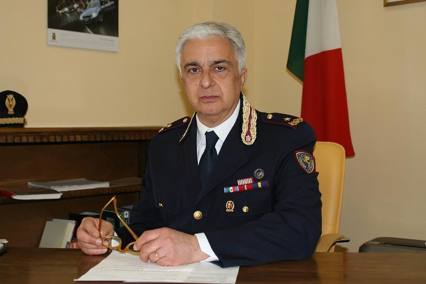 Dirigente Polizia Stradale Toscana Maurizio Gelich