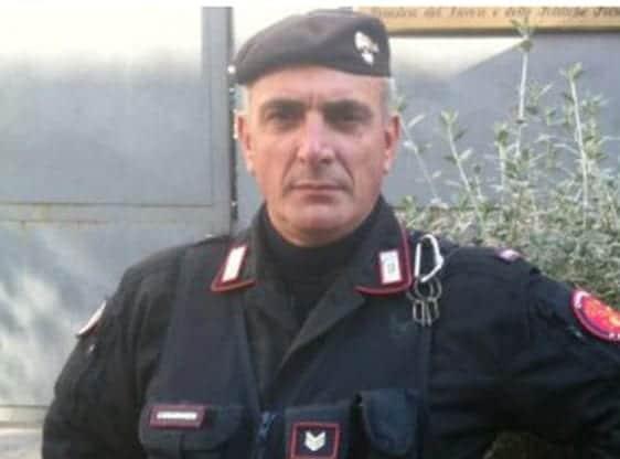 Giuseppe Giangrande - Carabinieri