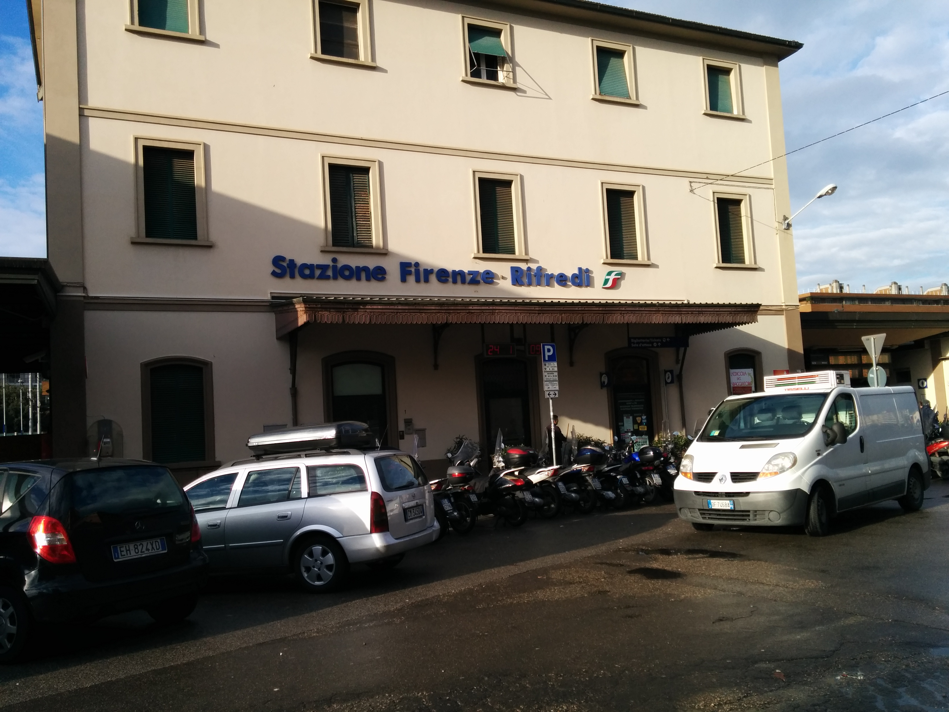 Stazione di Firenze Rifredi