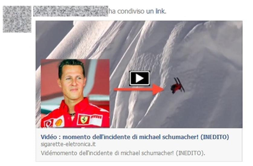 Photo of Video incidente Schumacher, occhio al virus informatico