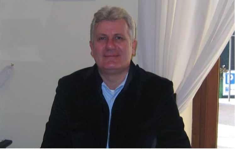 Rinaldo Vanni sindaco Monsummano Terme (foto http://www.comune.monsummano-terme.pt.it/)