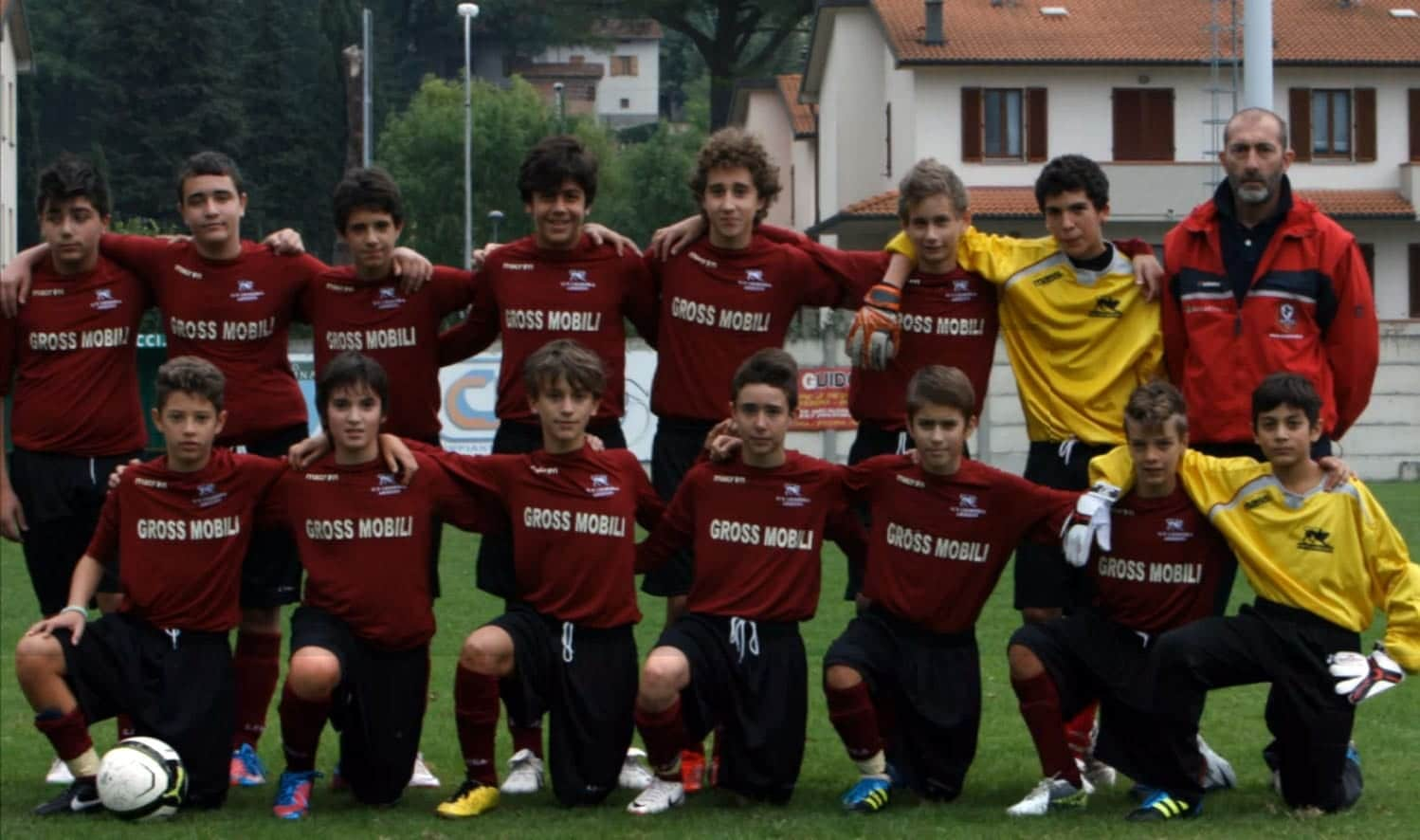 Photo of CALCIO – All'UT Chimera di Arezzo stage con De Maria del Torino