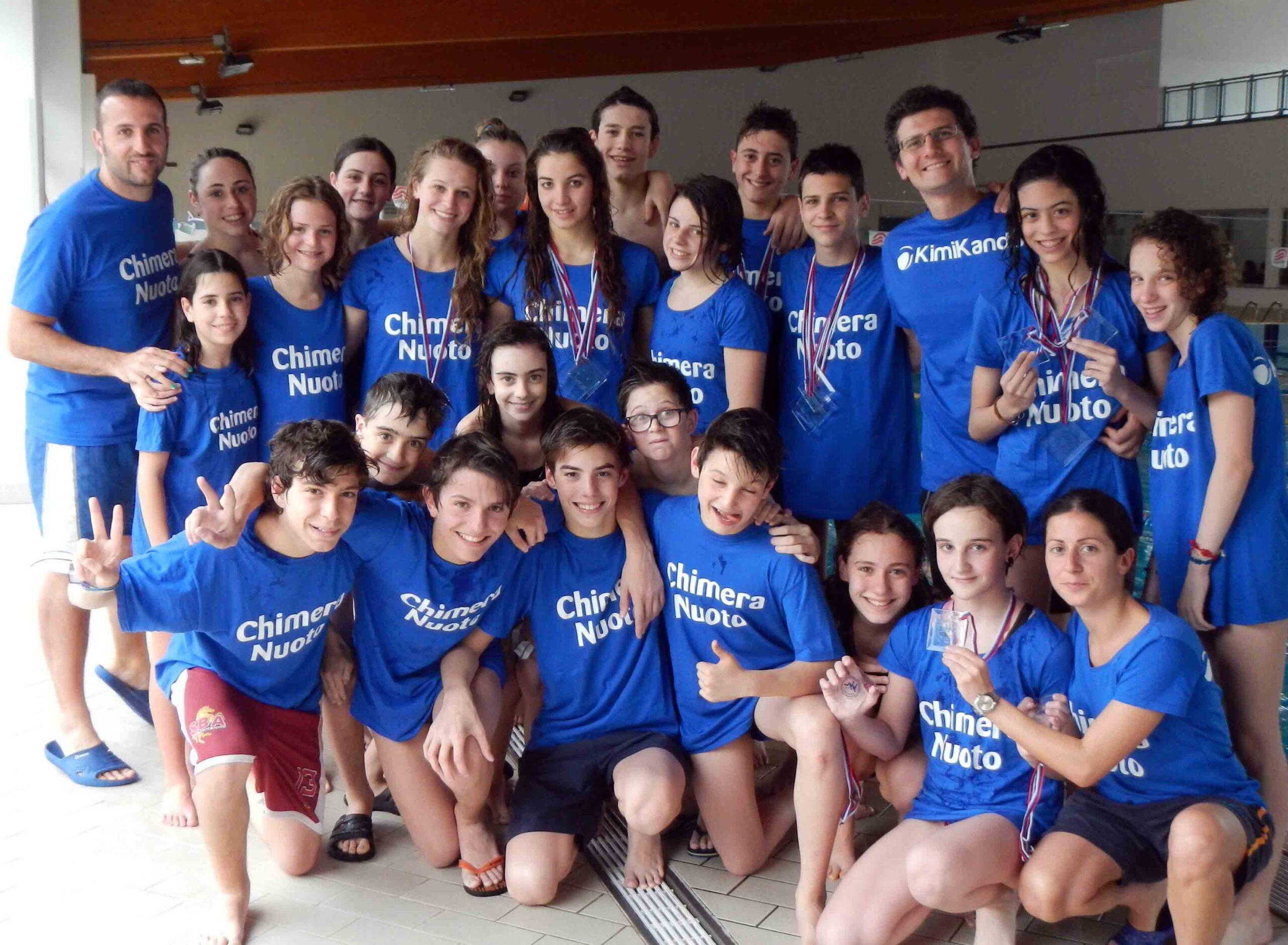 Photo of AREZZO – Chimera Nuoto stabilisce un nuovo record a Viareggio