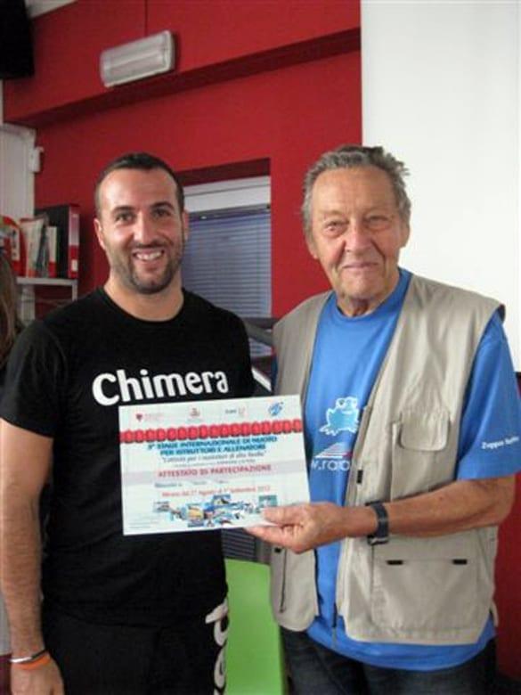 Photo of AREZZO – Chimera Nuoto: seminario di Raymond Cattau.