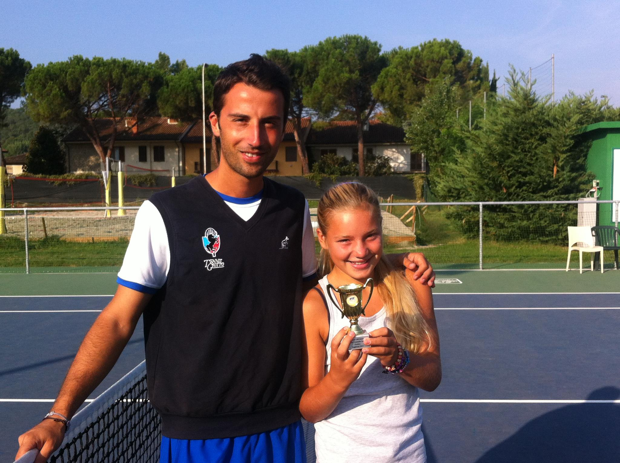 Photo of AREZZO – Tennis: Viola Cipriani campionessa toscana di Quarta Categoria