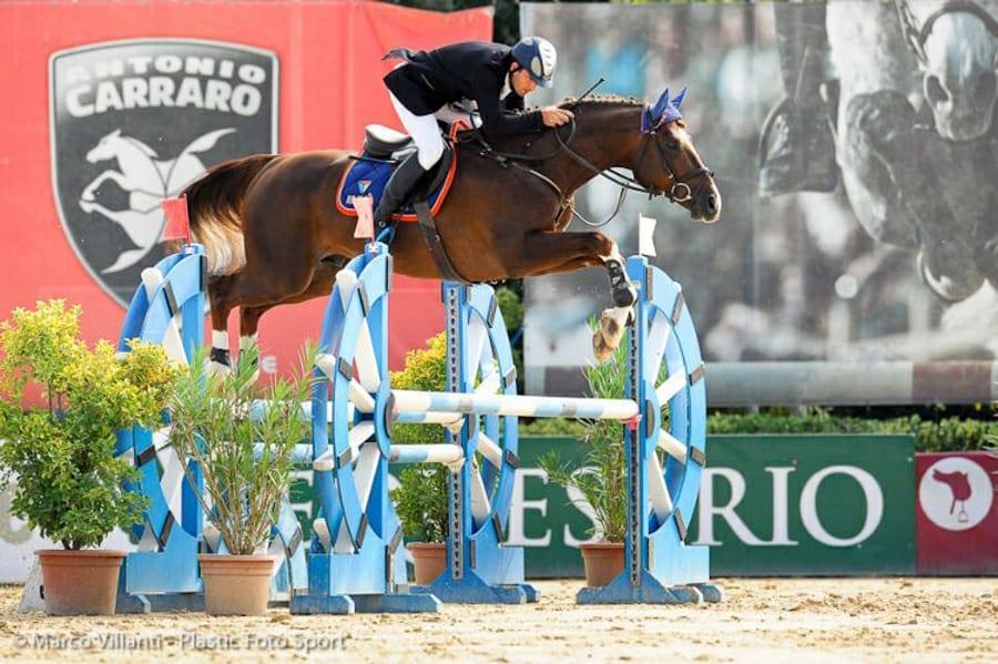 Photo of AREZZO – Arezzo Equestrian Centre: grande successo di Albano, Bicocchi e Liberati