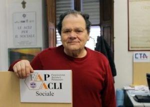 Fap Acli - Il segretario Paolo Formelli
