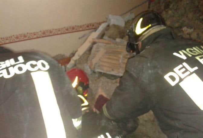 Photo of MALTEMPO – Frana travolge casa a Santa Fiora: salvato 27enne | FOTO