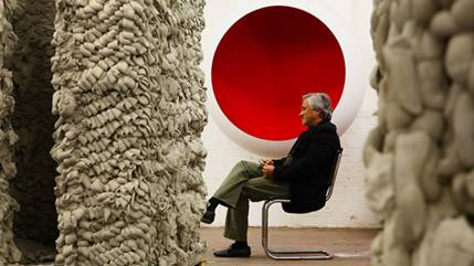 Photo of The World According to Kapoor – A Portrait of Anish Kapoor al Centro Pecci di Prato