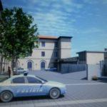 Come sarà la caserma De Laugier della Polizia a Firenze