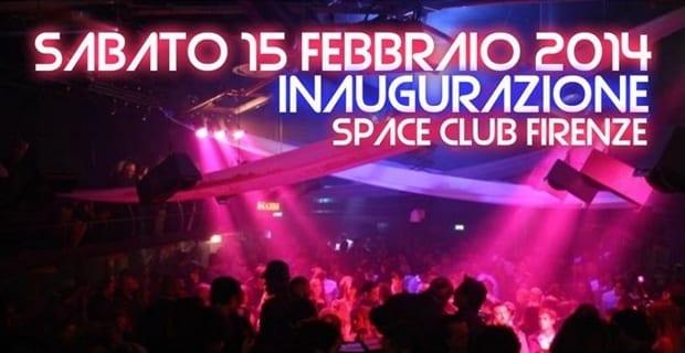 Space Inaugurazione 2014