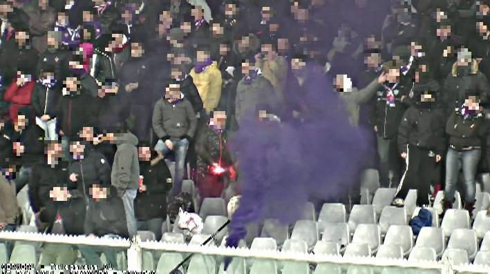 Stadio Fiorentina DASPO