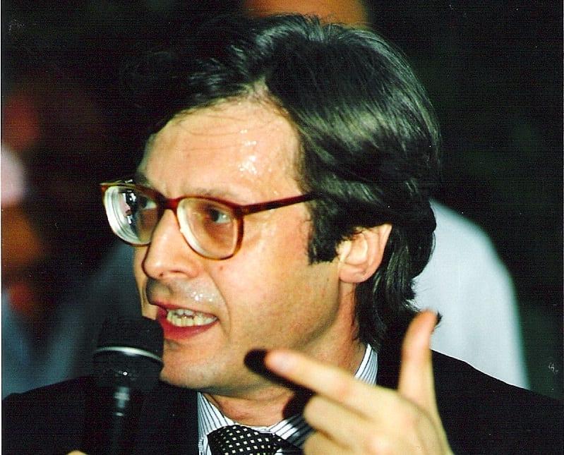 Vittorio Sgarbi (foto Elena Torre per Wikipedia)