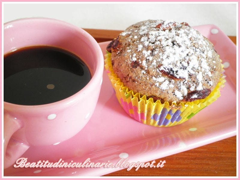 Muffin al Grano saraceno