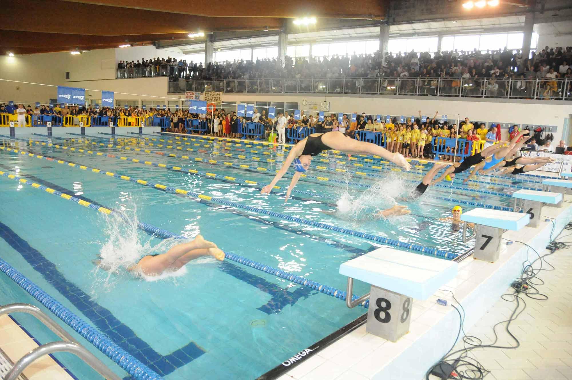 Photo of AREZZO – Chimera nuoto eccelle nel Propaganda