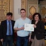 """Cerimonia di premiazione del premio """"Impresa + Innovazione + Lavoro"""""""