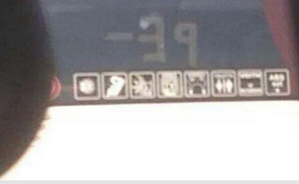 Il -39 scritto sul lunotto posteriore di un pullman di sostenitori della FiorentinaIl -39 scritto sul lunotto posteriore di un pullman di sostenitori della Fiorentina