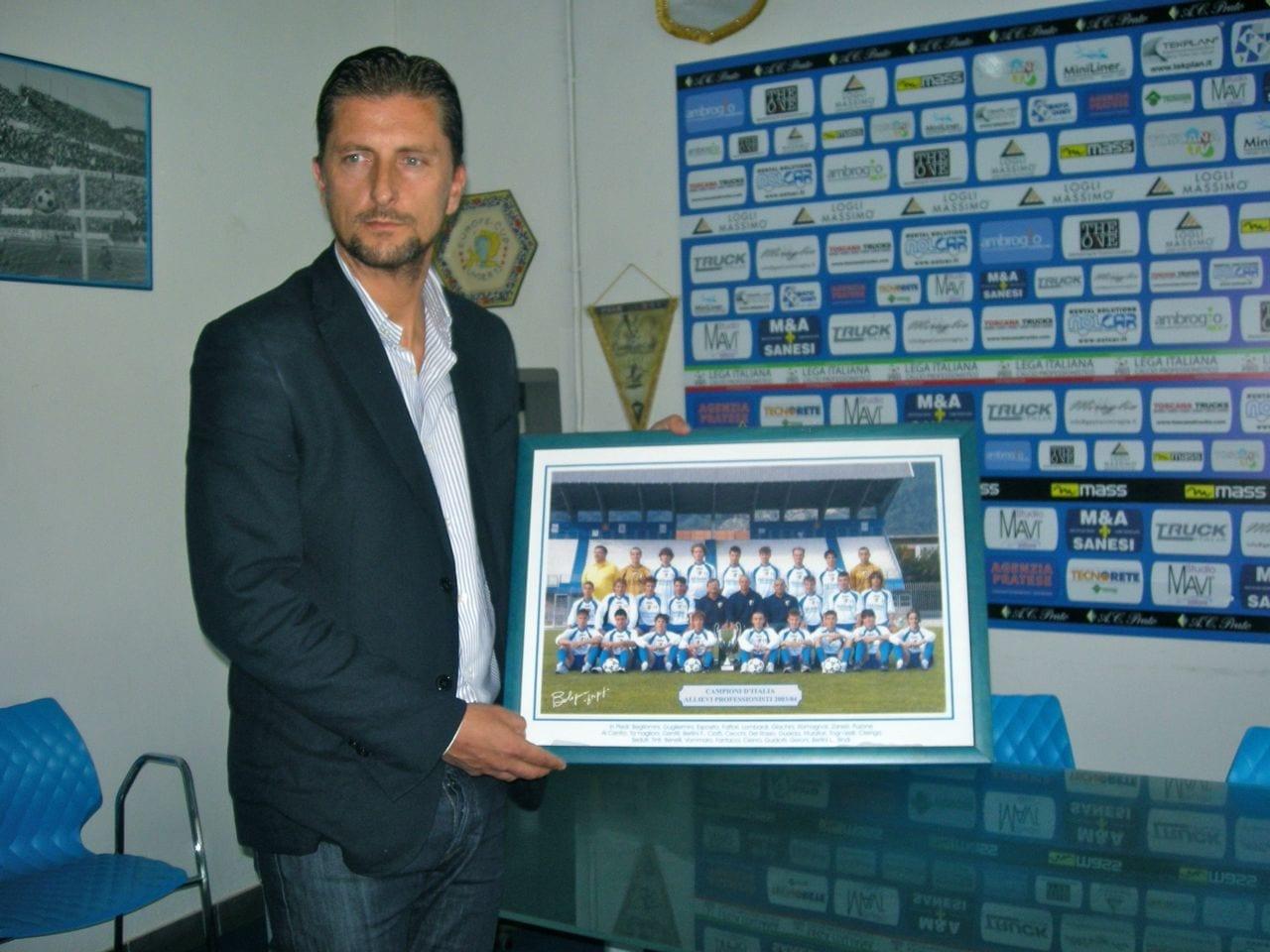 Photo of PRATO – L' A.C. Prato si prepara a giocare contro il Lecce