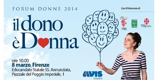 Photo of Il Dono è Donna per il 36%. Villa del Poggio Imperiale (FI), omaggio Avis Toscana a tutte le donne